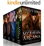 Mythean Arcana: Paranormal Romance Box Set