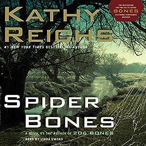 Spider Bones Audiobook