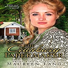 The Cranbury Papermaker Audiobook by Maureen Lang Narrated by Devin Crowe