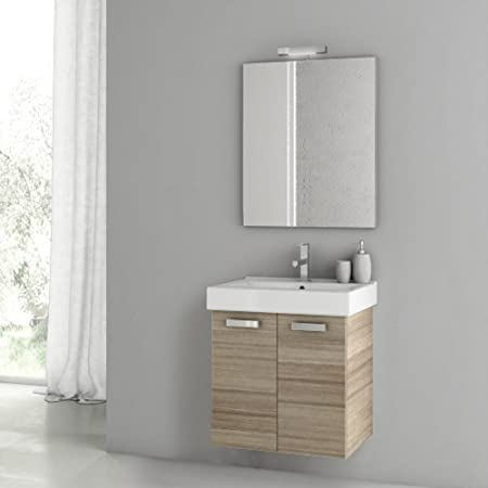 ACF 23 Inch Larch Canapa Bathroom Vanity Set C31