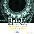 Handel: Orchestral Works (6 CDs)
