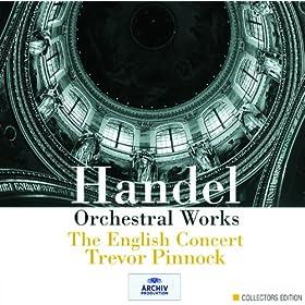 Handel: Orchestral Works (6 CDs)
