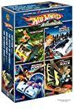 Hot Wheels Acceleracers Boxed Set (Ignition / The Speed of Silence / Breaking Point / The Ultimate Race)