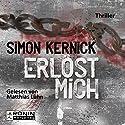 Erlöst mich (Dennis Milne 3) Audiobook by Simon Kernick Narrated by Matthias Lühn
