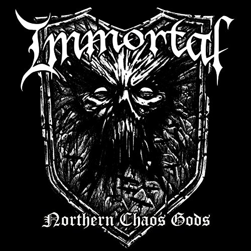 CD : Immortal - Northern Chaos Gods (CD)