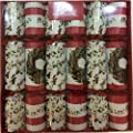 6 Hallmark Deluxe 33cm Christmas Crackers 2014 Edition