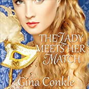 The Lady Meets Her Match: Midnight Meetings, Book 2 | [Gina Conkle]