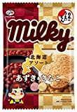 不二家  85gミルキー北海道アソート(あずきときなこ)袋  85g×6袋