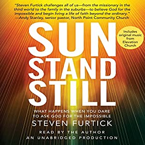 Sun Stand Still Audiobook