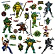 RoomMates RMK1393SCS Teenage Mutant Ninja Turtles Peel & Stick Wall Decals