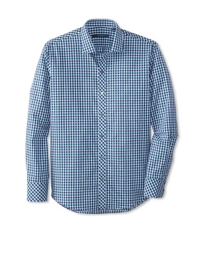 Zachary Prell Men's Marchesi Checked Long Sleeve Shirt