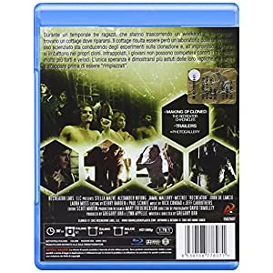cloned: the recreator chronicles (blu ray)