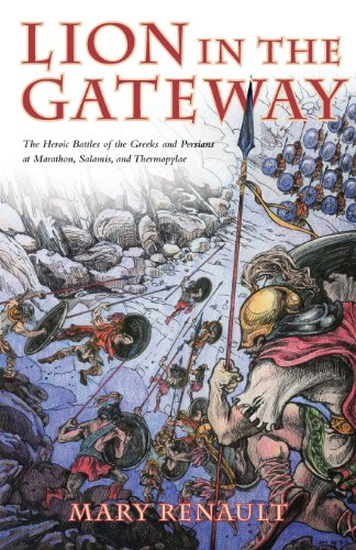 The Lion in the Gateway PDF