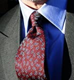 BY PI TIE - A SUPERIOR WOVEN SILK TIE FOR THE PERFECT BUSINESS SHIRT. WEAR FOR BUSINESS, CLASSIC, FORMAL, CITY, WORK, LEISURE,DAY, EVENING, SMART OR HOWEVER YOU PREFER.A PERFECT SILK TIE A PERFECT KNOT £29.95