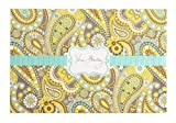 "Vera Bradley Under Cover Laptop Skin (Up to 17"") in Lemon Parfait"