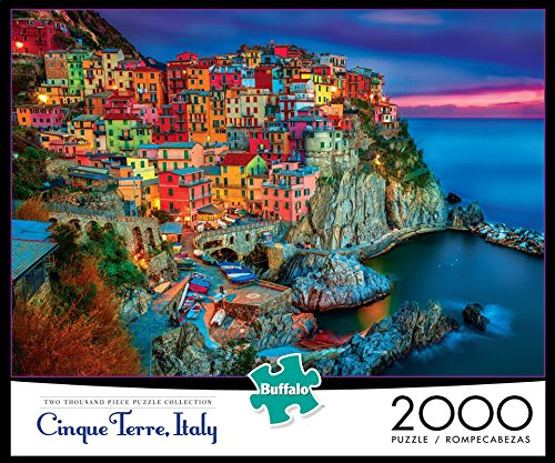 Buffalo Games 2000pc Jigsaw Puzzle Cinque Terre
