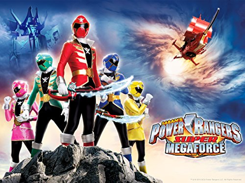 Power Rangers Super Megaforce Season 1