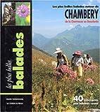 echange, troc Guide Pélican - Balades autour de Chambéry