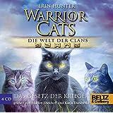 Warrior Cats - Die Welt der Clans: Das Gesetz der Krieger: Gelesen von Marlen Diekhoff und Katja Danowski, 4 CDs in der Multibox, 5 Std. 15 Min. (Beltz & Gelberg - Hörbuch)