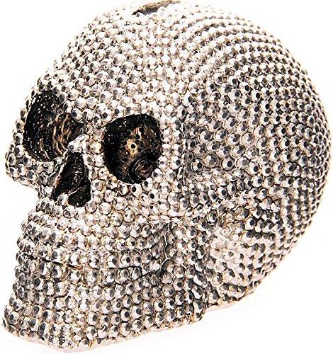 Alla moda salvadanaio/salvadanaio ~ ~ Skull/teschio Gross ~ ~ 12cm