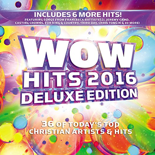 WOW Hits 2016 [2 CD][Deluxe Edition]