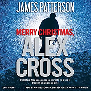Merry Christmas, Alex Cross Audiobook