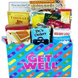 Art of Appreciation Gift Baskets   Get Well Soon Band Aid Care Package Box