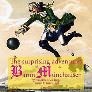 The Surprising Adventures of Baron Munchausen Audiobook