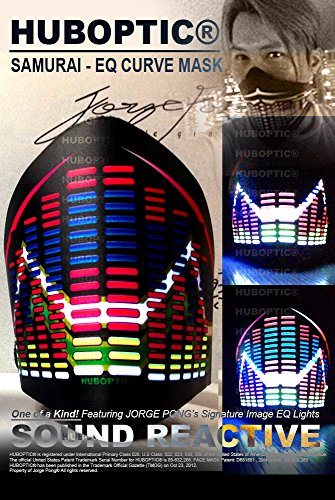 Rave-Mask-Samurai-Ninja-Light-Up-Mask-Equalizer-LED-Mask-Eq-Curve
