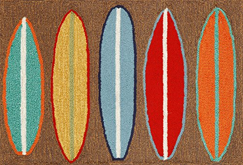 Funky Floors With Surfing Themed Rugs Funk This House