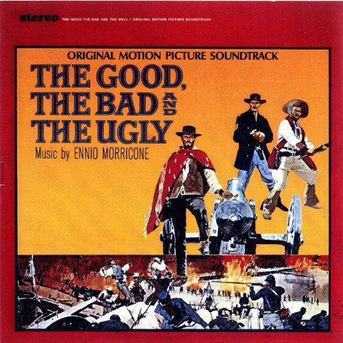 Original album cover of The Good, The Bad & The Ugly by Soundtrack - Ennio Morricone