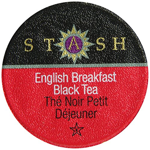 Stash Tea English Breakfast Tea, 12 Count (Pack Of 6)