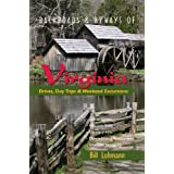 Backroads & Byways of Virginia: Drives, Day Trips & Weekend Excursions (Backroads & Byways)