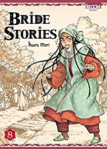 Bride Stories Edition simple Tome 8