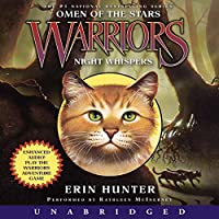 Night Whispers: Warriors: Omen of the Stars, Book 3 Hörbuch von Erin Hunter Gesprochen von: Kathleen McInerney