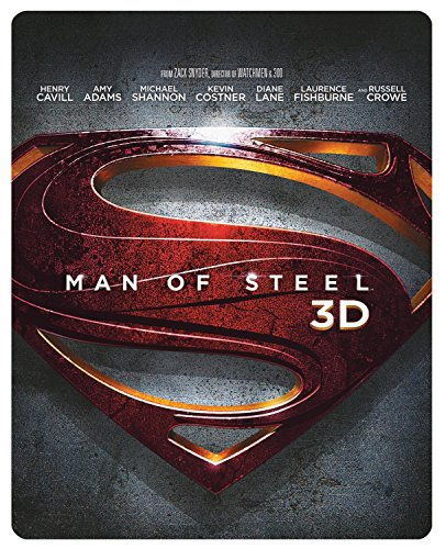 Man of Steel [Edizione: Regno Unito]