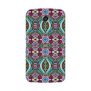 Garmor Designer Plastic Back Cover For Motorola Nexus 6