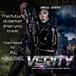 Verity: The Dead Planet Series, Book 2   Drew Avera