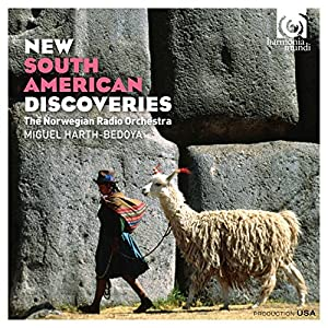 South American Discoveries from Harmonia Mundi Fr.