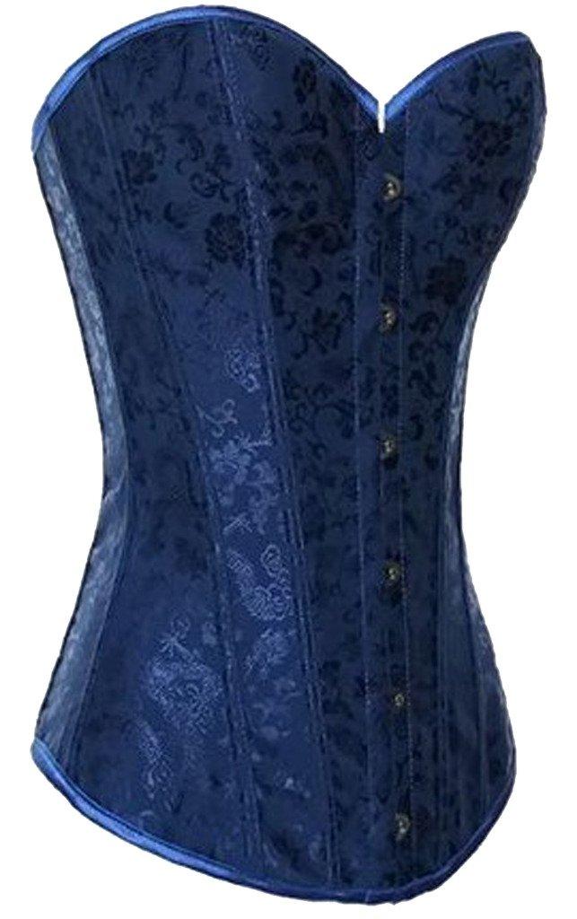 Alivila.Y Fashion Womens Sexy Tapestry Brocade Vintage Corset 0