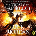 The Dark Prophecy: The Trials of Apollo, Book 2 Hörbuch von Rick Riordan Gesprochen von: Robbie Daymond