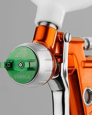 Sagola 4600 Xtreme 1.4 HVLP/Clear Digital Spray Gun