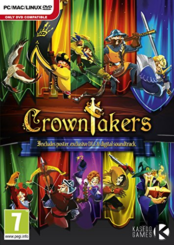CrownTakers  (PC)