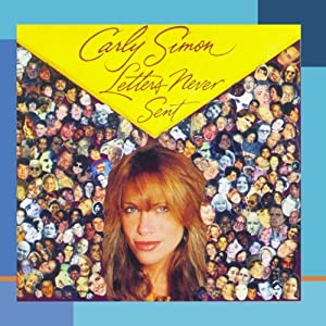 Carly Simon - Letters Never Sent CD