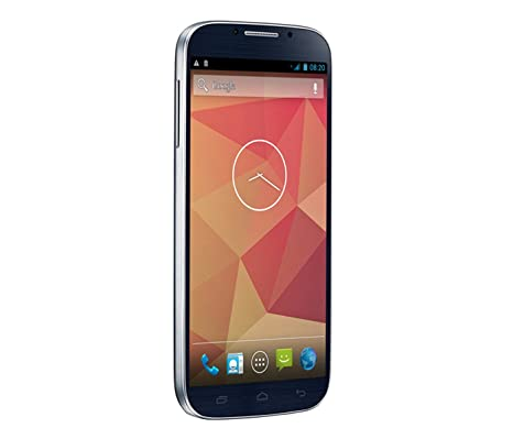 Phoenix Rock X1 Smartphone débloqué (5 pouces - 8 Go) Noir (import Espagne)