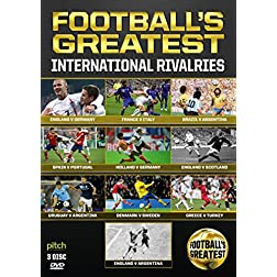 International Football Rivalries