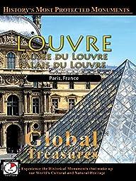 Global Treasures - LOUVRE - Palais Du Louvre - France