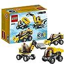 Lego Creator - 31014 - Jeu De Construction - La Pelleteuse