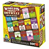 Campbell's Souper Hard World Most Difficult Jigsaw Puzzle