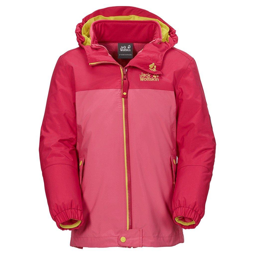Jack Wolfskin Mädchen 3-in-1 Jacke Iceland Jacket günstig bestellen